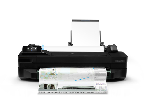 HP Designjet T120 A1 Printer