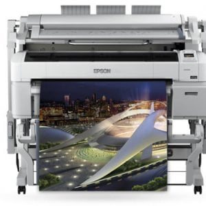 "Epson SureColor T5200D MFP PS 36"" Printer (A0) 2 x Roll"