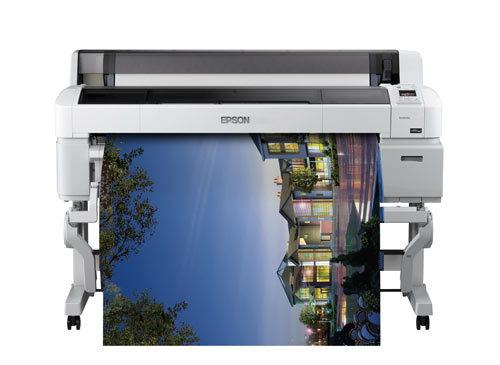 "Epson SureColor T7200 44"" Printer (A0+) 2 x Roll"