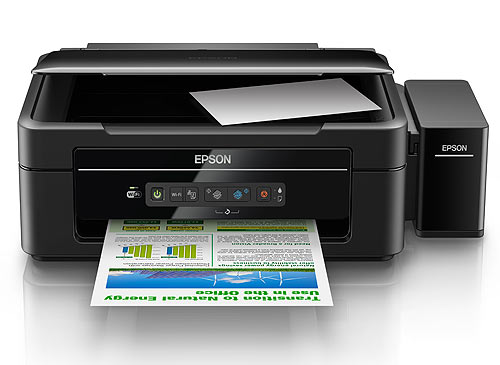 Epson L365 A4 Multifunction Colour Printer