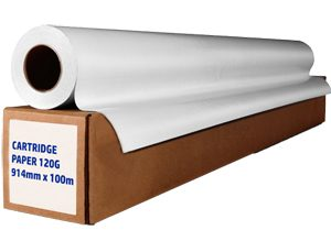 Cartridge Paper 105g & 120g