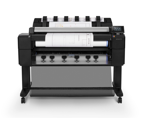 HP Designjet T2530 A0 Multifunction Printer