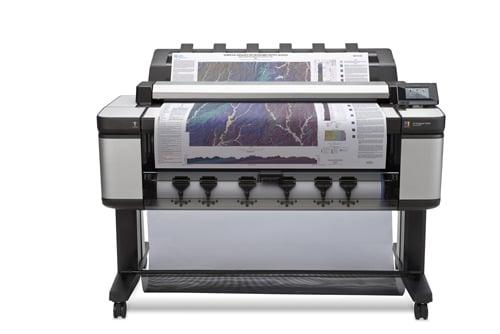 HP Designjet T3500 A0 Multifunction Printer
