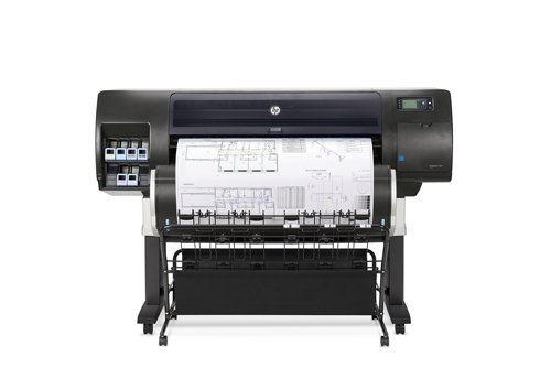 HP Designjet T7200 A0 Printer