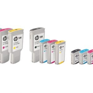 HP 728 Ink Cartridges