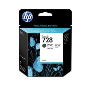 HP Designjet 728 Cartridges