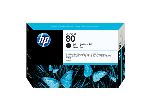 HP Designjet 80 Ink Cartridges
