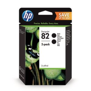 HP Designjet 82 Cartridges
