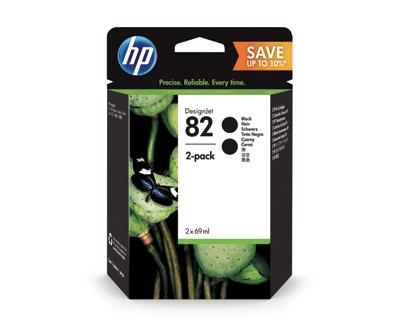 HP Designjet 82 Cartridges