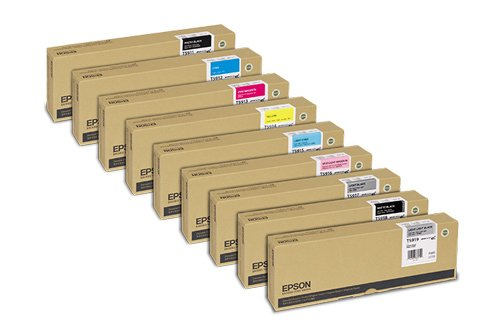 Epson SureColor P6000/ P7000/ P8000/ P9000 Ink Cartridges
