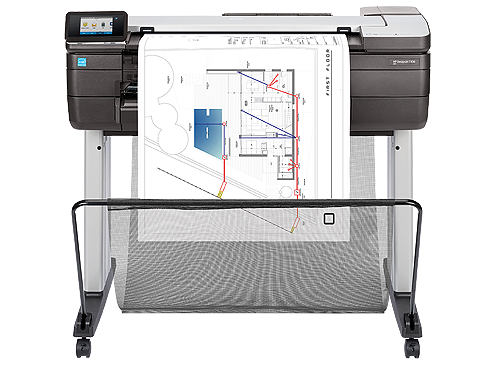 HP Designjet T830 A1 MFP