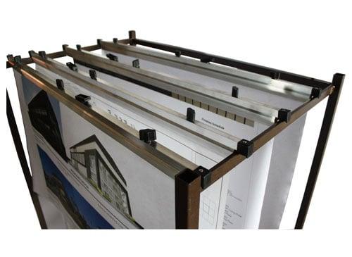 A0 Plan Binders / Plan Hangers