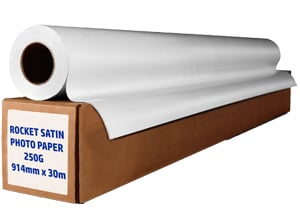 SIHL Rocket Photo Paper Satin 250g