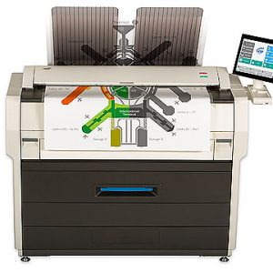 KIP 7170 Wide Format A0 Multifunction System