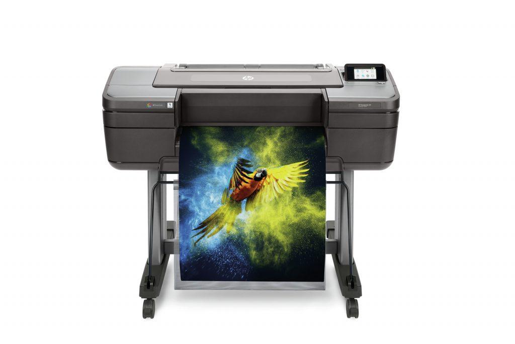 HP Designjet Z9+ A1+ Postscript Printer