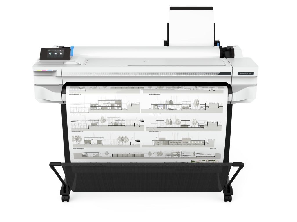 HP Designjet T525 A0 Printer