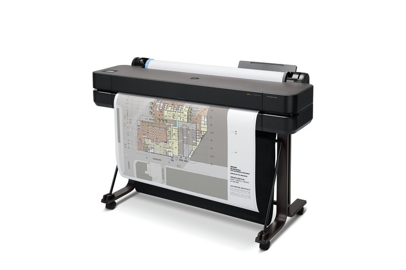 HP Designjet T630 A0 Left
