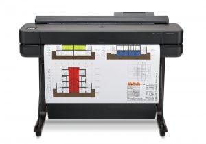 HP Designjet T650 A0 Front