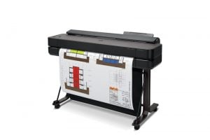 HP Designjet T650 A0_Left