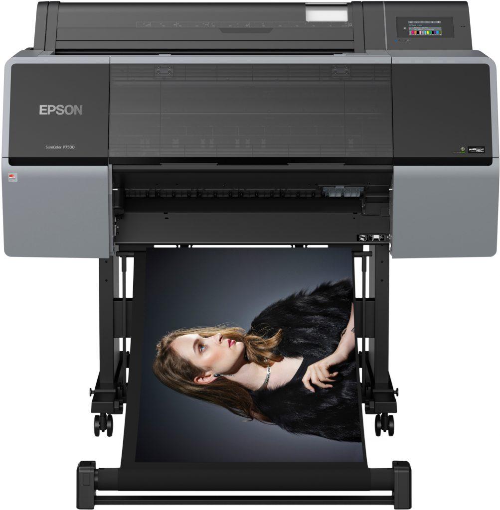 EPSON Surecolor SC-P7500 A1 Spectro Photo Printer